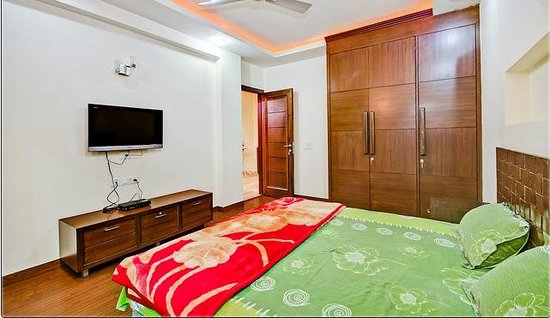 Redleaf Serviced Apartments: ROOM
