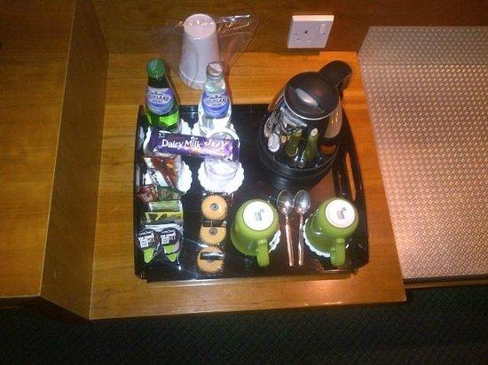 Leonardo Hotel London Heathrow Airport: Tea and Coffee