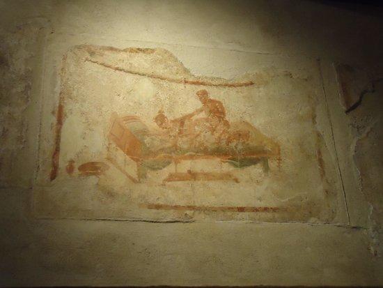 Scavi di Pompei: Настенная роспись