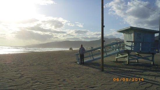 beautifull Zuma beach, Malibu