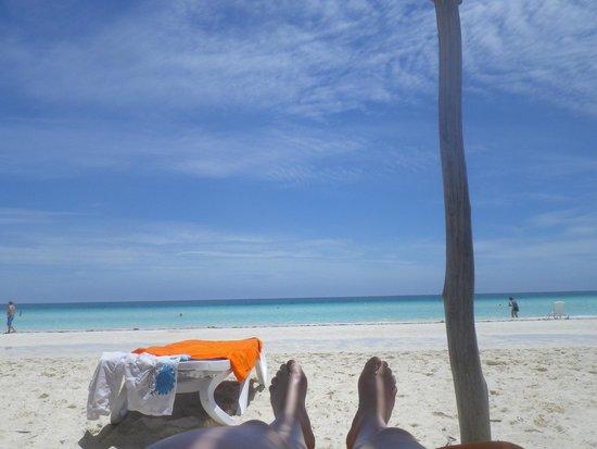TRYP Cayo Coco: La plage