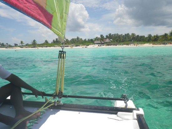 TRYP Cayo Coco: Journée en catamaran