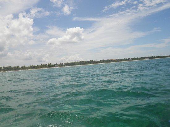 TRYP Cayo Coco: Quand nous sommes allez faire du catamaran