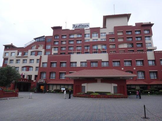 Radisson Hotel Kathmandu : Radission Kathmandu