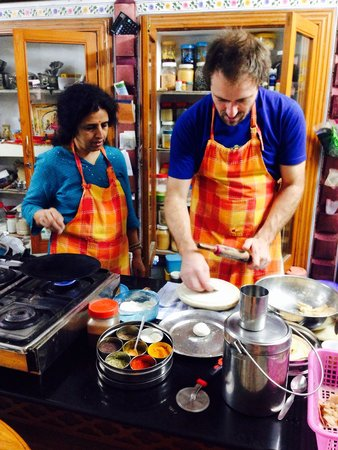 Sushma's Cooking Classes : Chapatis