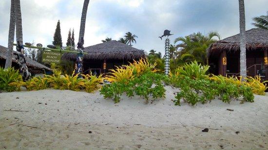Rarotonga Beach Bungalows: Beachfront Bungalows