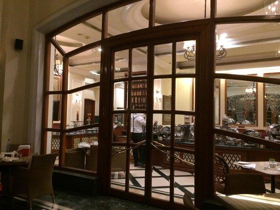 Eros Hotel: Restaurant