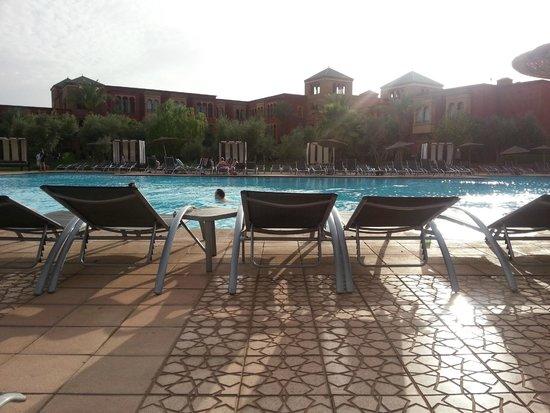 Eden Andalou Hotel Aquapark & Spa: Deck Chairs