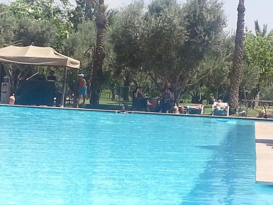 Eden Andalou Hotel Aquapark & Spa: Poolside