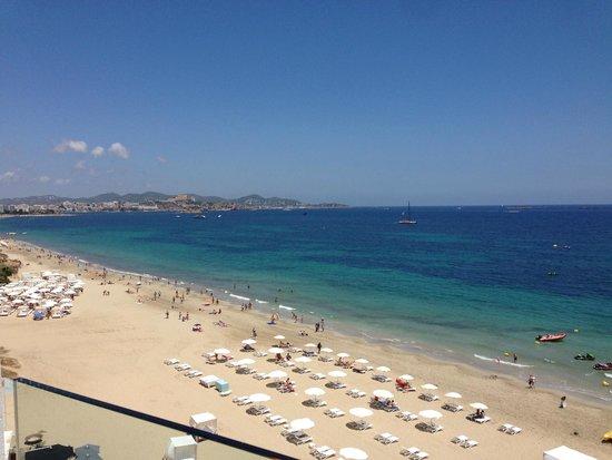 Hard Rock Hotel Ibiza: View from Room