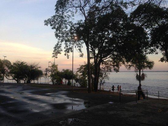Tropical Manaus Ecoresort: Pier