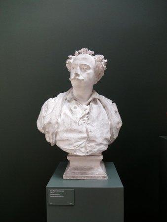 Ny Carlsberg Glyptotek : Statue
