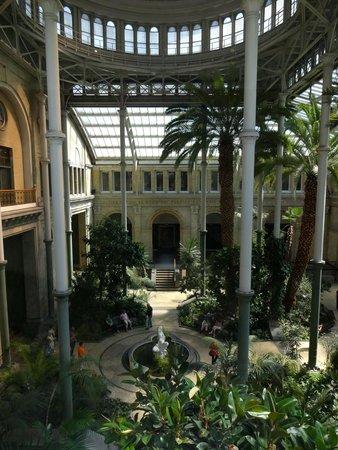 Ny Carlsberg Glyptotek : Atrium