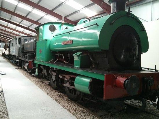 Ribble Steam Railway: Tank loco