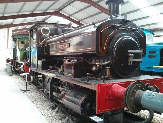 Ribble Steam Railway: Tank Engine
