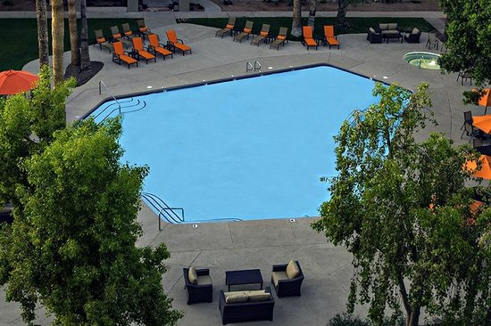 Hotel 502: Pool