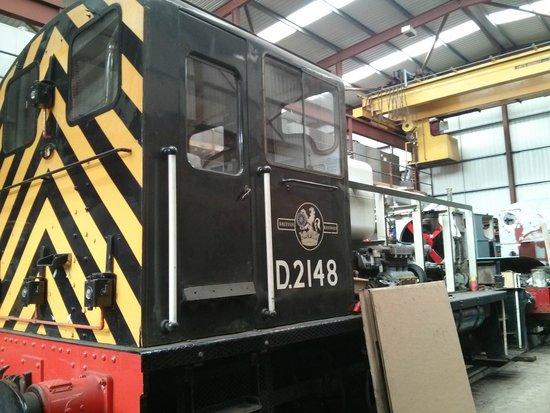Ribble Steam Railway: Museum