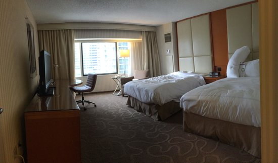 Swissotel Chicago: Room interior