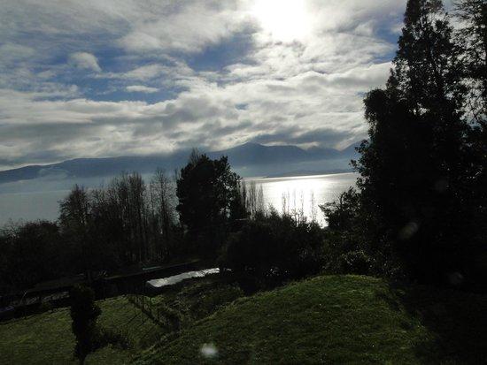 Hotel and Cabanas Monte Verde: Vista da varanda