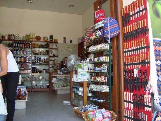 Cultural Village : Fine tourist shops