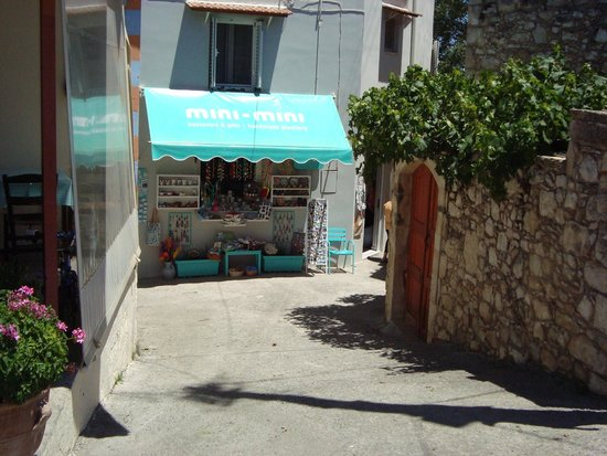 Cultural Village : Narrow streets