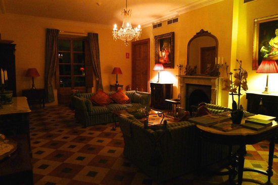 Hotel Salvia (Adults Only): Drawing Room
