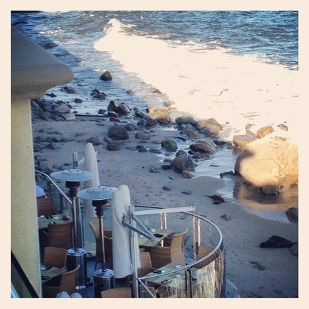 Malibu Beach Inn: Carbon Beach Club