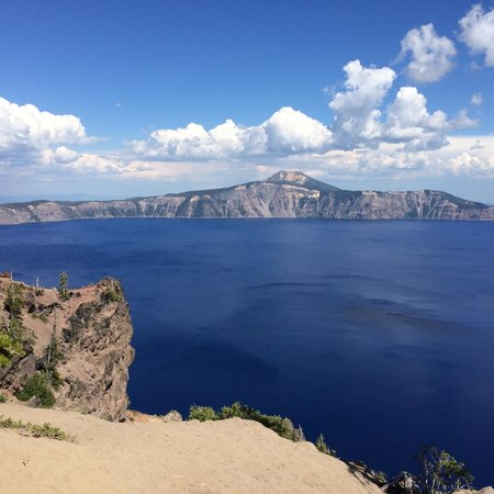 Collier Memorial State Park: Crater Lake