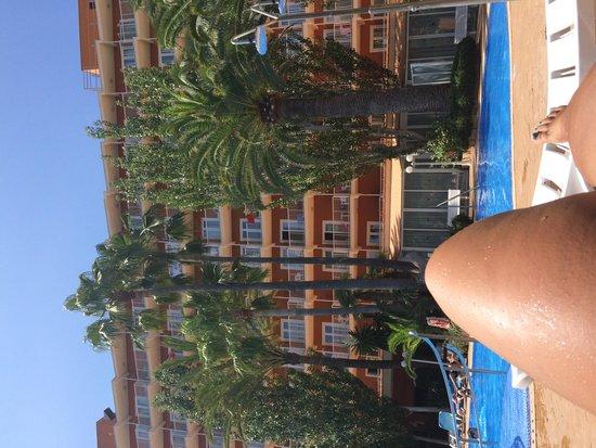 Hotel HSM Don Juan: :)