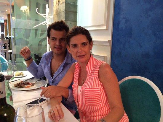 Restaurante Nemesis: Salud!!!