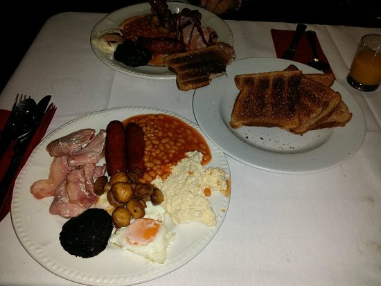 Springfield Hotel & Health Club: Breakfast
