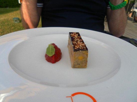 Le Comptoir du Lac: le bon foie gras