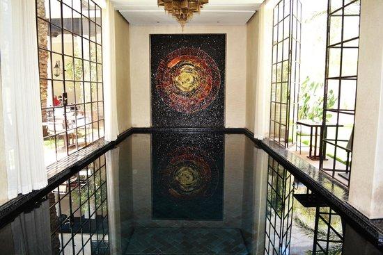 Palais Khum : indoor pool