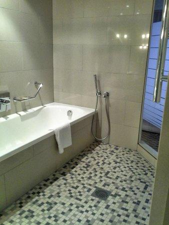 Radisson Blu Gautrain Hotel: Bathroom
