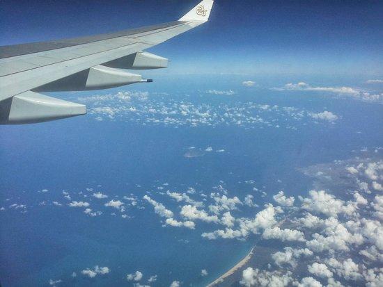 Radisson Blu Gautrain Hotel: On my way to Algeria via Dubai Emirates