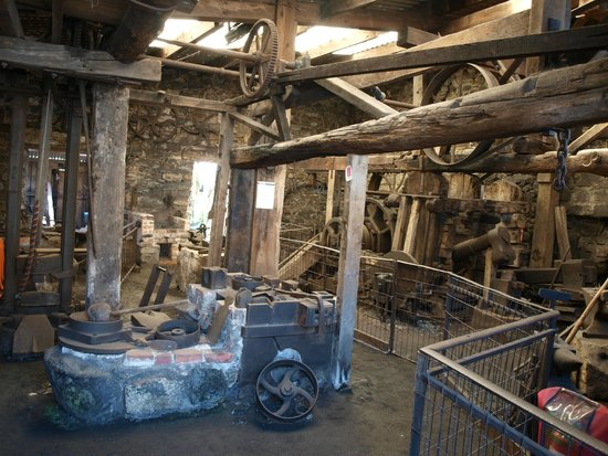 Finch Foundry: Inside the forge