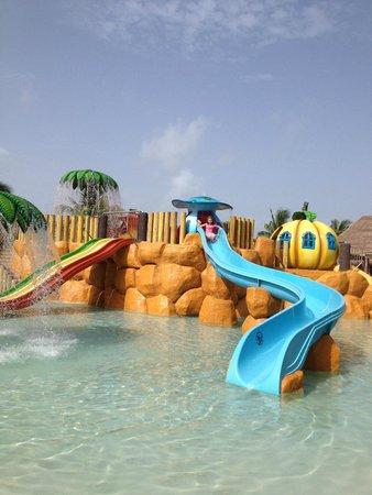 Grand Bahia Principe Coba : water park