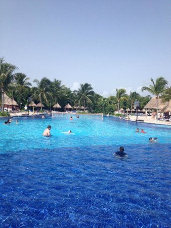 Grand Bahia Principe Coba : pool