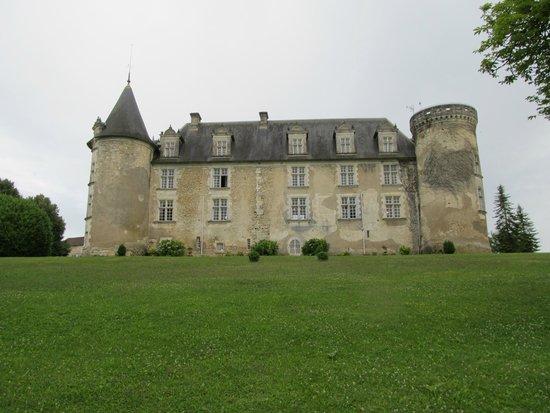 Château de La Côte : Sa Majesté Château