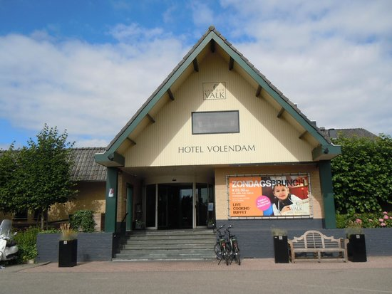 Van der Valk Hotel Volendam : Entrada principal