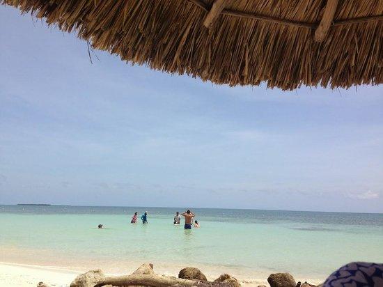 Decameron Isla Palma : En la playa