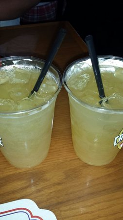 """The Original Crabcake Factory: """"Cant drink all day if you don't start in the morning.""""....Orange Crush with breakfast"""