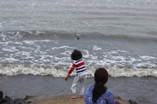 Nagaon Beach : Fun on the Beach