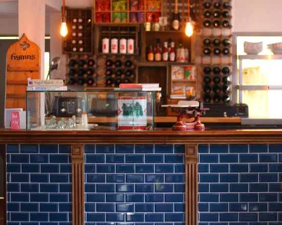 Fork Handles Kitchen: Bar & Counter