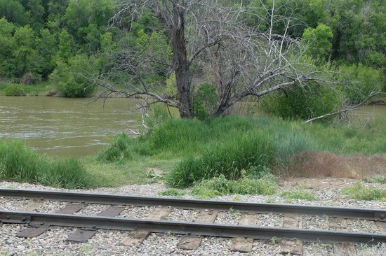 Animas River Trail: At the River Animas
