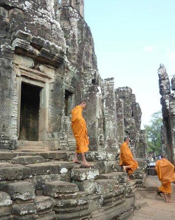 Bayon (Angkor) : bayon