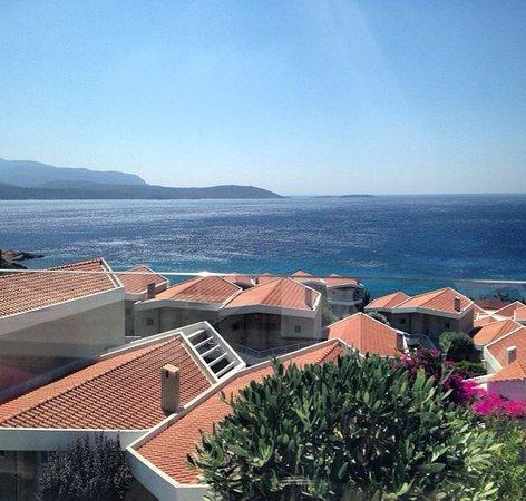 Proteas Blu Resort: Uitzicht lobby