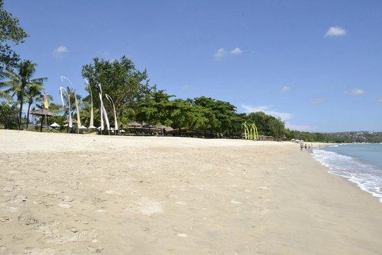 Belmond Jimbaran Puri: Strand