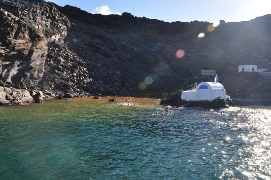 Bella Aurora & Thalassa: The hot springs