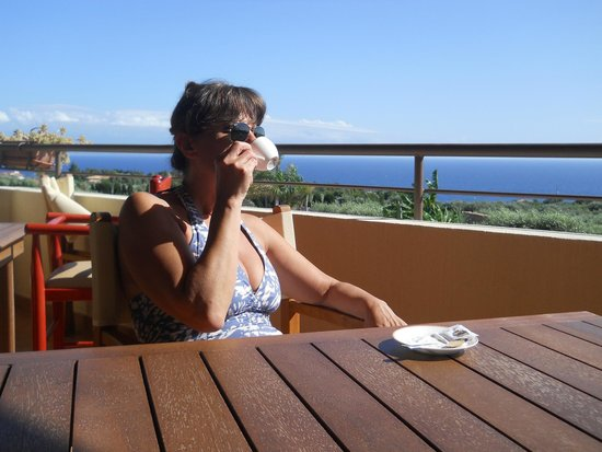 Hotel Residence Santa Chiara: Relax in terrazza